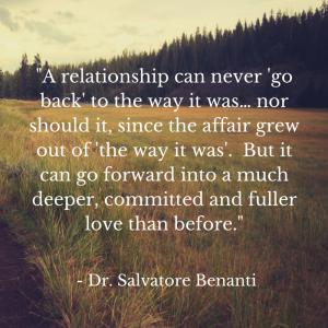 marital reconciliation