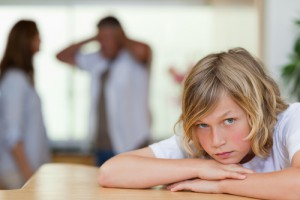 high conflict divorce hurts kids