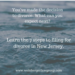 7 steps to filing for divorce in new jersey weinberger divorce filing for divorce in new jersey solutioingenieria Image collections