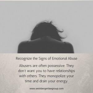 divorcing an emotionally abusive husband