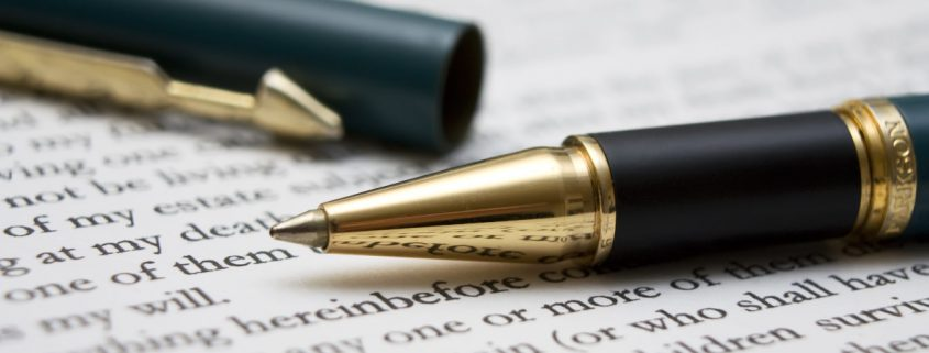 Post-nuptial Agreements