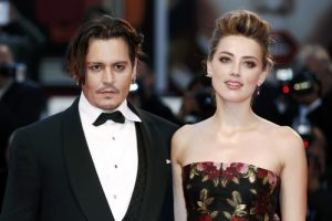 Johnny Depp and Amber Heard Domestic Violence