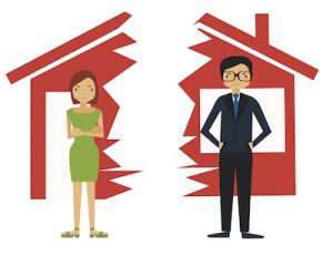 dividing property in your divorce