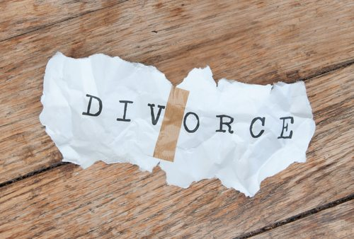 no fault divorce