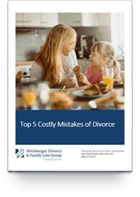 Top 5 Costly Mistake of Divorce Book