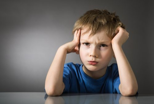 child blaming parent for divorce