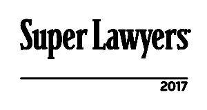Super Lawyers 2017 NJ