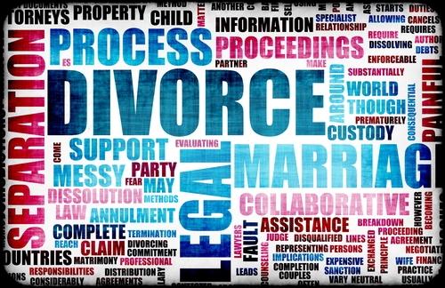 File for divorce in New Jersey - divorce process, collaborative divorce