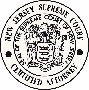 New Jersey Certified Matrimonial Law Attorney