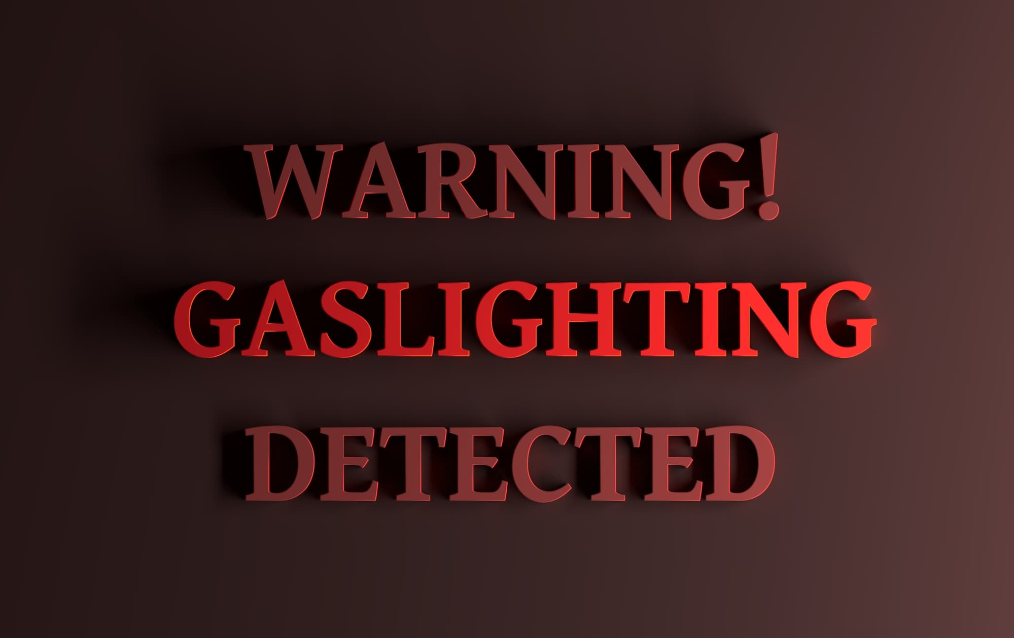 Gaslighting: How To Recognize Your Spouse's Manipulative Behavior