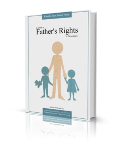 Guide to Father's Rights in New Jersey Book